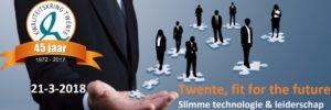 ISO2ACT partner lustrumcongres Kwaliteits Kring Twente