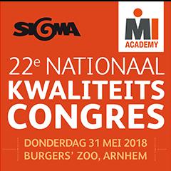 Deelname ISO2ACT aan Nationaal Kwaliteitscongres 2018